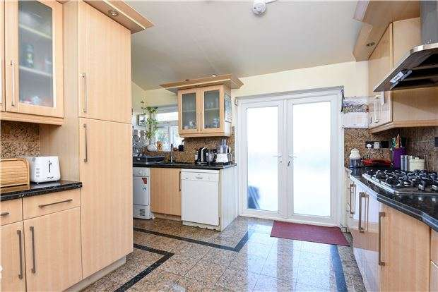 4 Bedrooms Semi Detached House for sale in St. James Road, Mitcham, Surrey, CR4