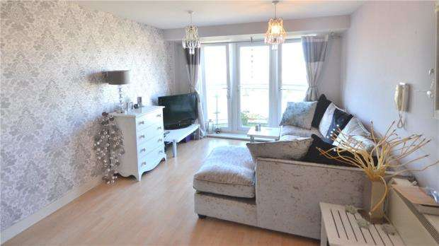 2 Bedrooms Apartment Flat for sale in Winterthur Way, Basingstoke, Hampshire