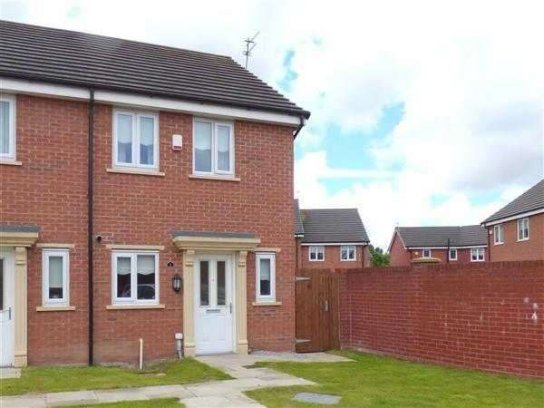 2 Bedrooms Terraced House for sale in Riverside Mews, Huyton, Liverpool