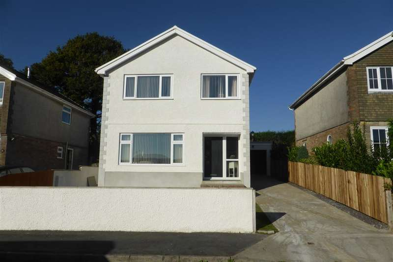 Detached House for sale in 9 Vale View, Ponteathvaughan, Glynneath