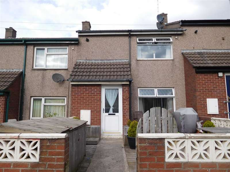 2 Bedrooms Terraced House for sale in High Cliff, BARROW-IN-FURNESS