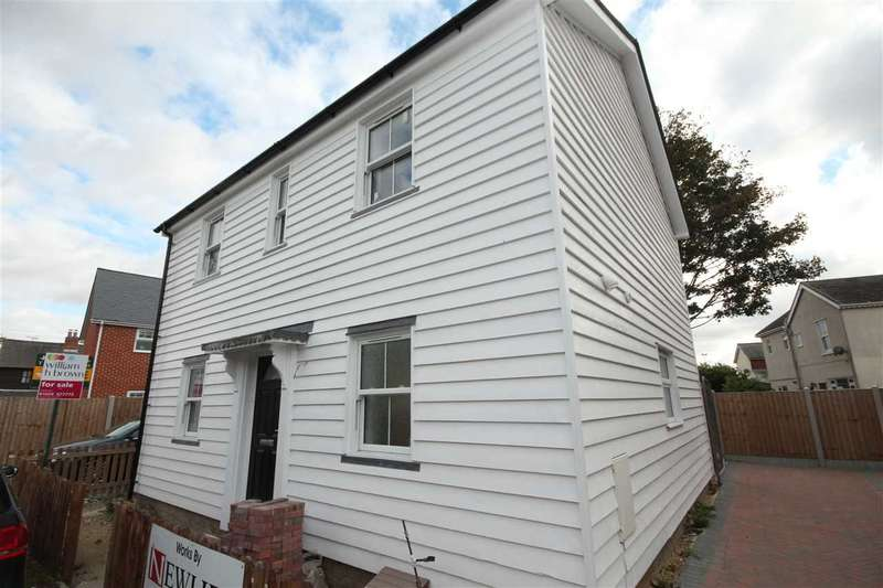 3 Bedrooms Detached House for sale in New Cut, Great Bentley