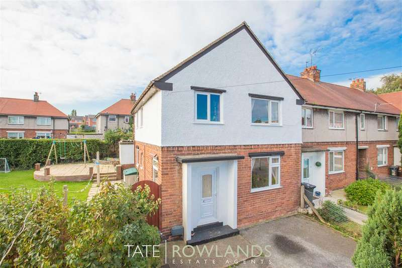 3 Bedrooms End Of Terrace House for sale in The Close, Greenfield