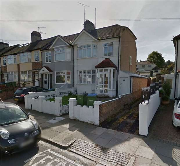 3 Bedrooms End Of Terrace House for sale in Woodbrook Road, LONDON