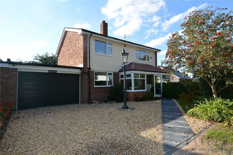 4 Bedrooms Detached House for sale in Lightfoot Lane, Heswall, Wirral
