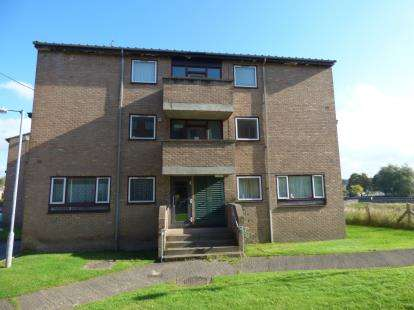 1 Bedroom Flat for sale in Alyn Meadow, Mold, Flintshire, ., CH7