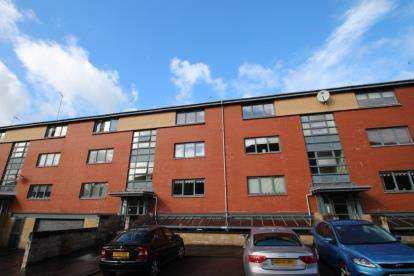 2 Bedrooms Flat for sale in Bellwood Street, Glasgow, Lanarkshire
