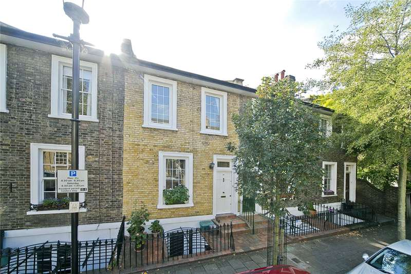 3 Bedrooms Terraced House for sale in Ripplevale Grove, Barnsbury, N1