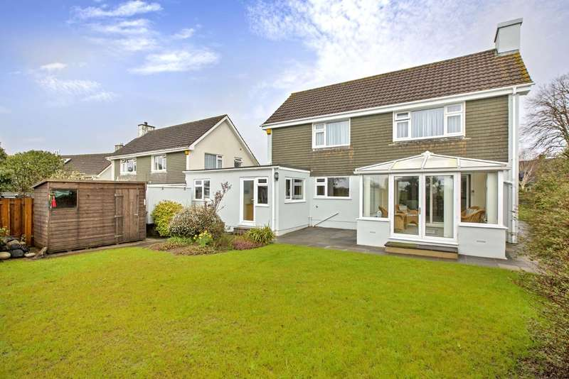 4 Bedrooms Detached House for sale in Pennywell Close, Landscove