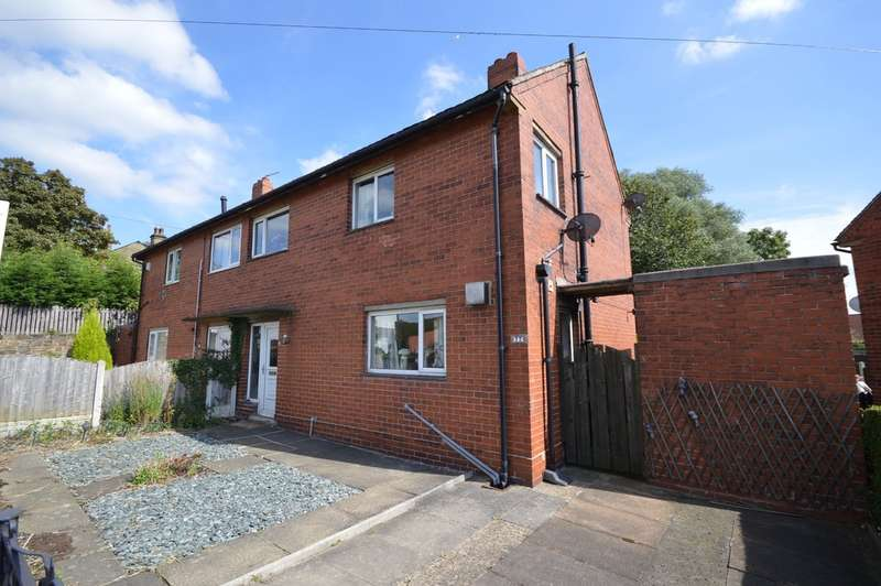 3 Bedrooms Semi Detached House for sale in Chickenley Lane, Dewsbury