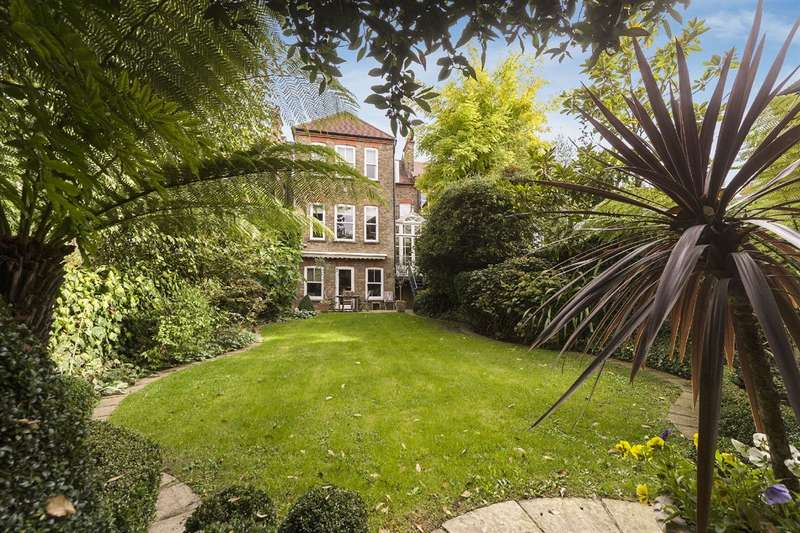 5 Bedrooms House for sale in Platts Lane, Hampstead, NW3