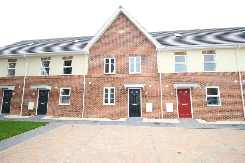 3 Bedrooms Property for sale in Newburn Crescent (plot 6), Rodbourne, Swindon