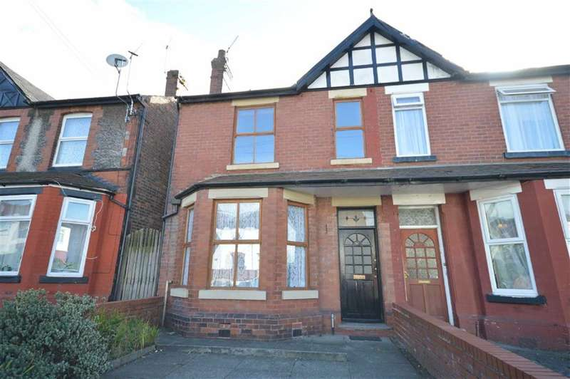 3 Bedrooms Property for sale in Kings Road, Prestwich, Manchester