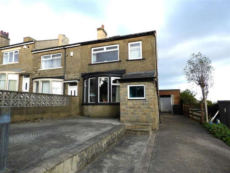 3 Bedrooms Property for sale in Well Royd Avenue, Highroad Well, Halifax, West Yorkshire, HX2