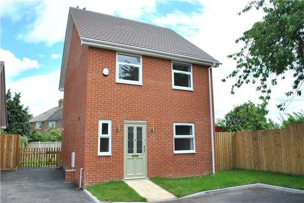 3 Bedrooms Detached House for sale in Churchdown, Cheltenham Road East, GLOUCESTER, GL3 1AL