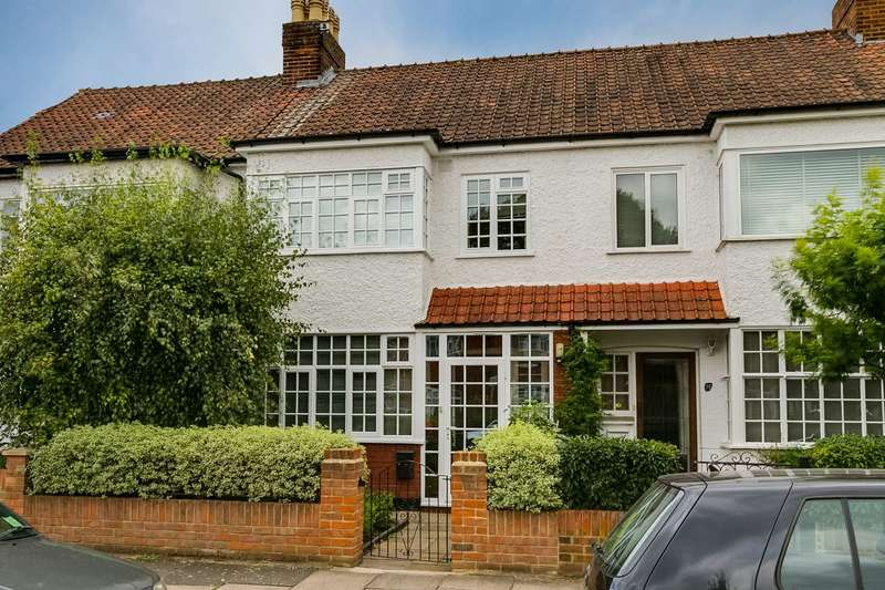 3 Bedrooms Terraced House for sale in Boileau Road