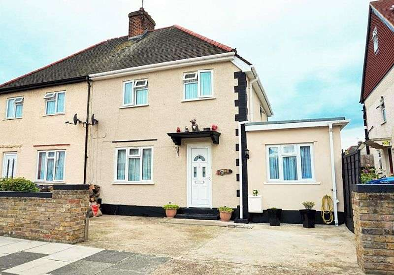 4 Bedrooms Semi Detached House for sale in Primrose Way, Wembley