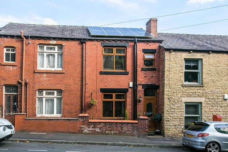 3 Bedrooms Terraced House for sale in Parliament Street, Upholland, WN8 0LN
