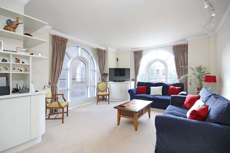 2 Bedrooms Flat for sale in Coral Row, Battersea, SW11