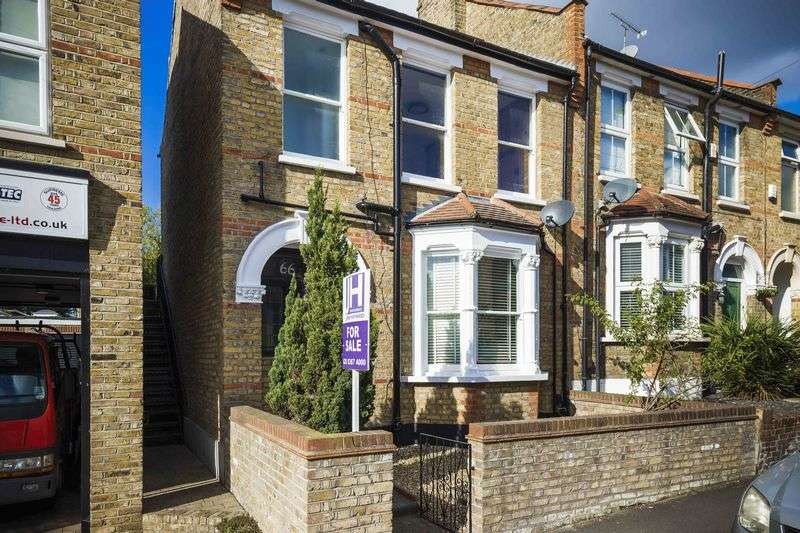 4 Bedrooms Terraced House for sale in Browning Road, Enfield