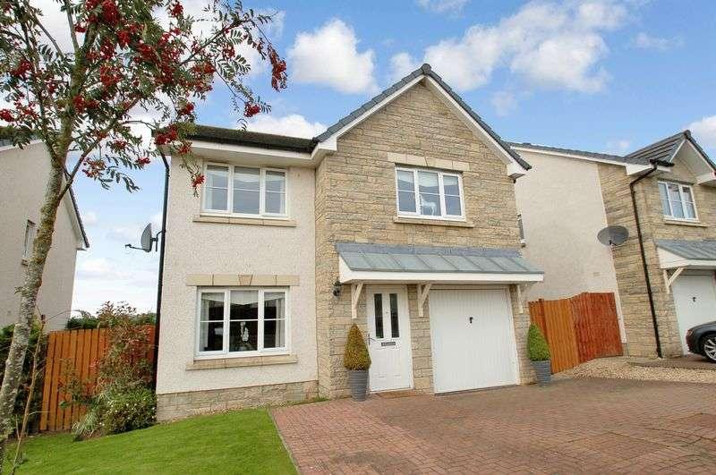 4 Bedrooms Detached House for sale in Woodlands Drive, Lanark
