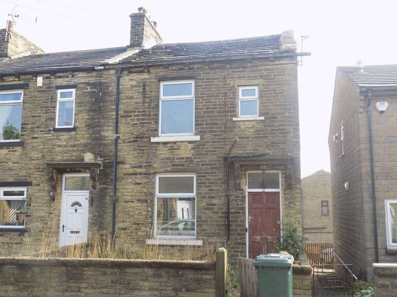 2 Bedrooms Terraced House for sale in North Parade, Bradford