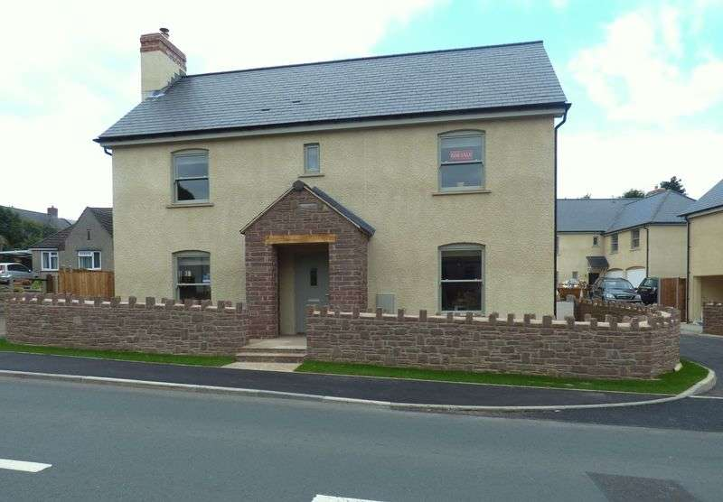 4 Bedrooms Detached House for sale in The Orchard, Staunton, GL16 8PA