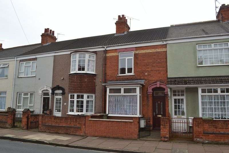 3 Bedrooms Terraced House for sale in Columbia Road, Grimsby