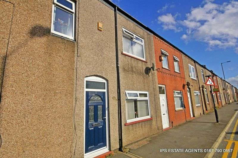 2 Bedrooms Terraced House for sale in Manchester Road Tyldesley M29 8DW