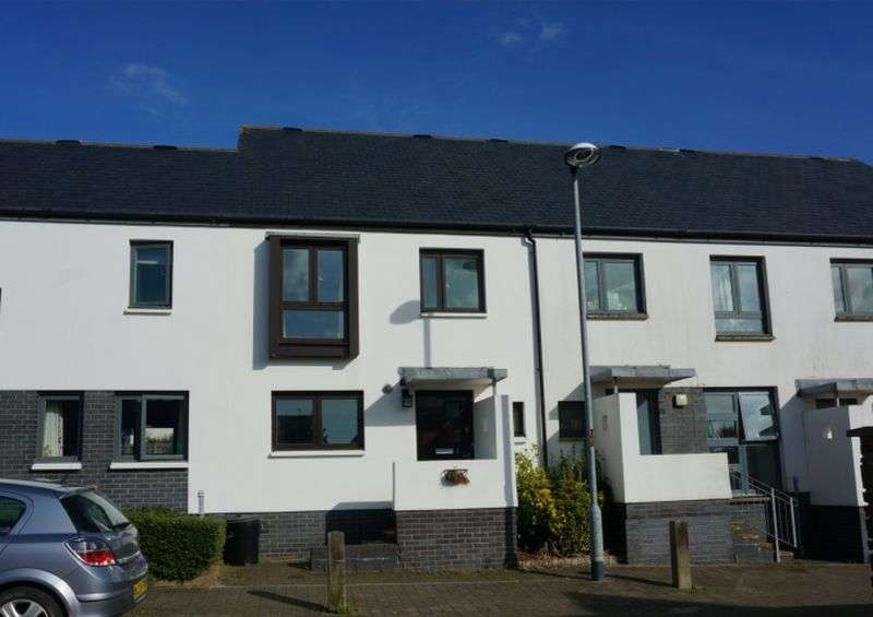 2 Bedrooms Terraced House for sale in Tregaskes Parc, Bude