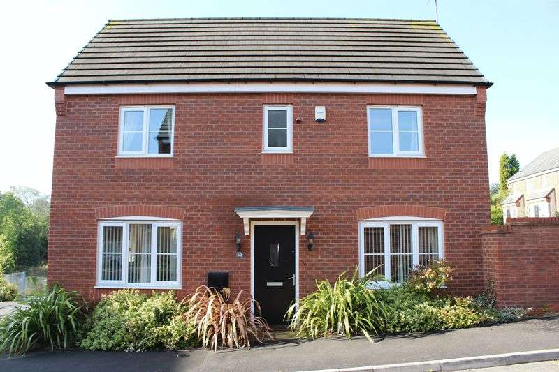 3 Bedrooms Detached House for sale in Bailey Drive, Nottingham