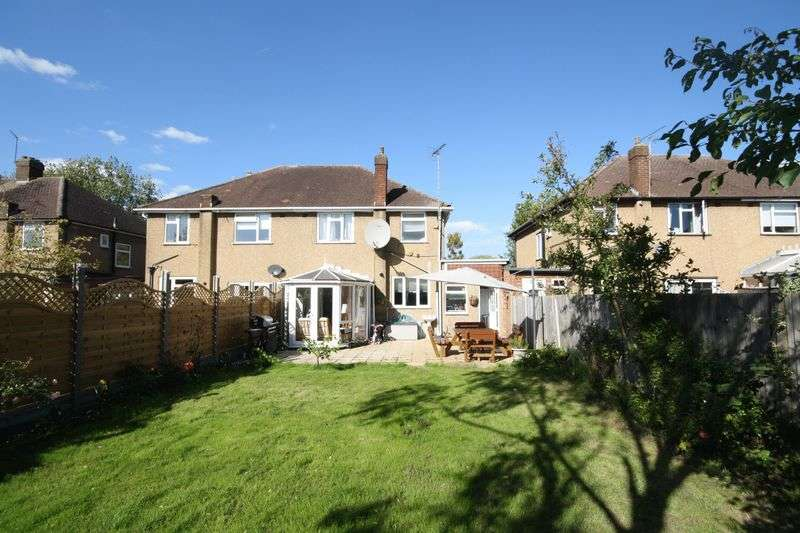 4 Bedrooms Semi Detached House for sale in Watery Lane, Northolt