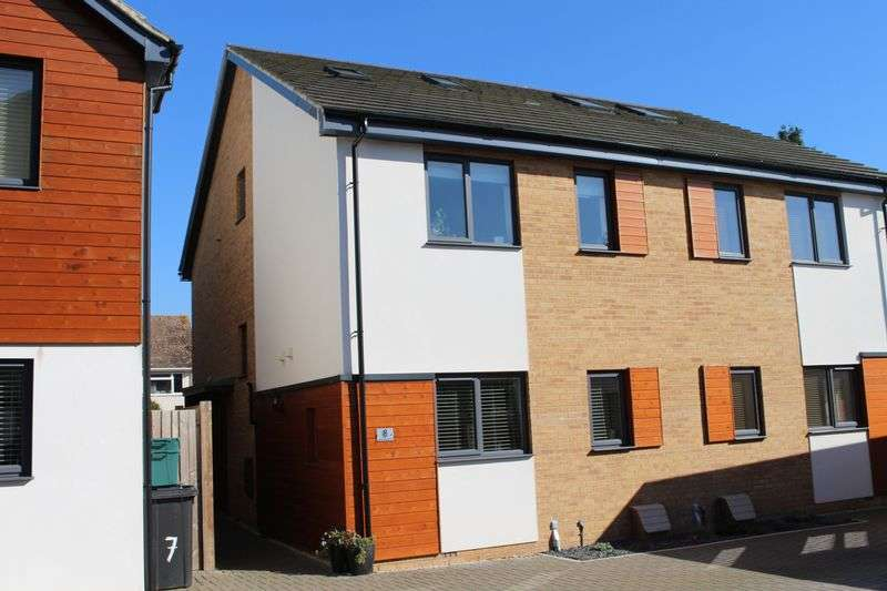 3 Bedrooms Semi Detached House for sale in Mallards Reach, Thatcham