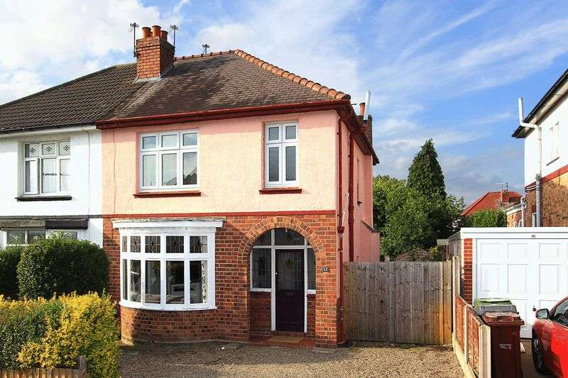 3 Bedrooms Semi Detached House for sale in BRADMORE, Cedar Grove