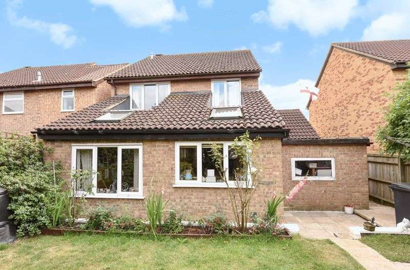 4 Bedrooms Detached House for sale in Kysbie Close, Abingdon