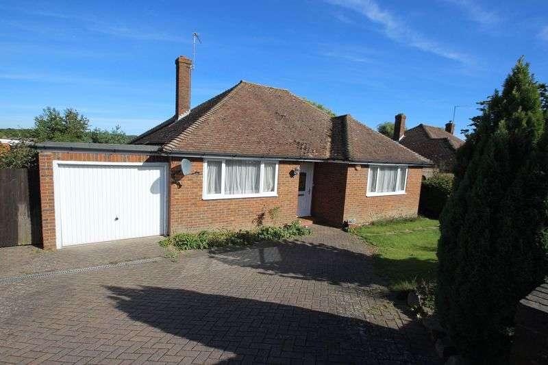 2 Bedrooms Detached Bungalow for sale in White Cottage Road, Tonbridge