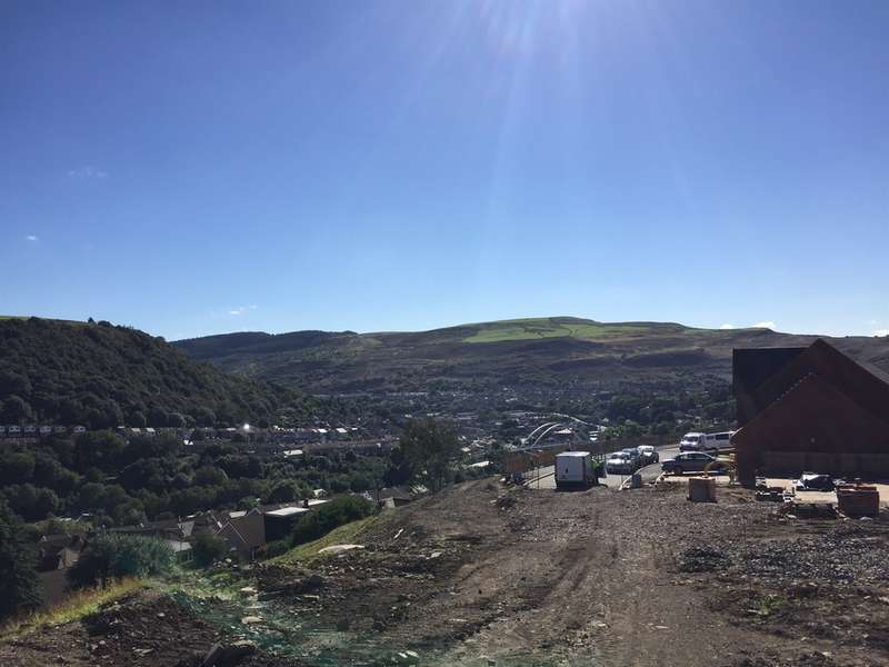 Land Commercial for sale in Troedyrhiw Road, Porth