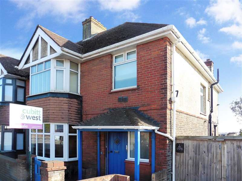 1 Bedroom Ground Flat for sale in Old Shoreham Road, Portslade, Brighton, East Sussex