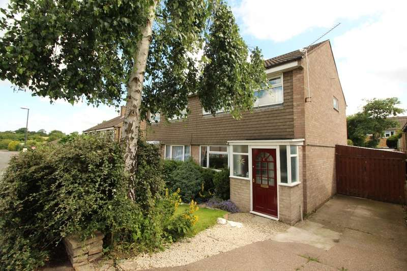 3 Bedrooms Semi Detached House for sale in Milton Close, Mickleover, Derby, DE3