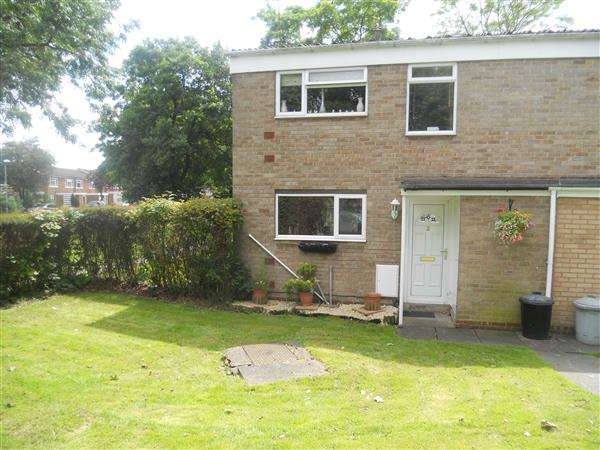 2 Bedrooms Maisonette Flat for sale in Beeches Way, West Heath, Birmingham