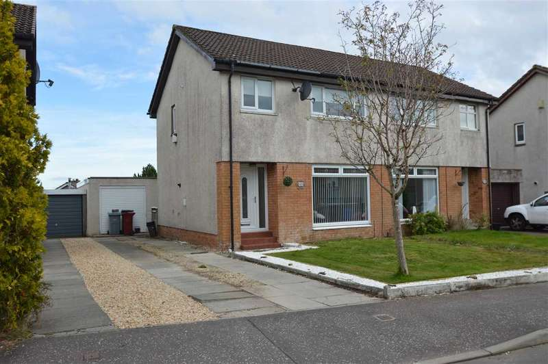 3 Bedrooms Semi Detached House for sale in Macdairmid Drive, Hamilton