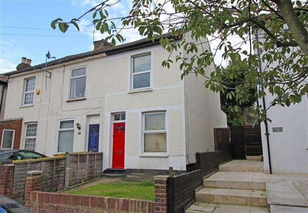 2 Bedrooms End Of Terrace House for sale in Chelsham Road, South Croydon