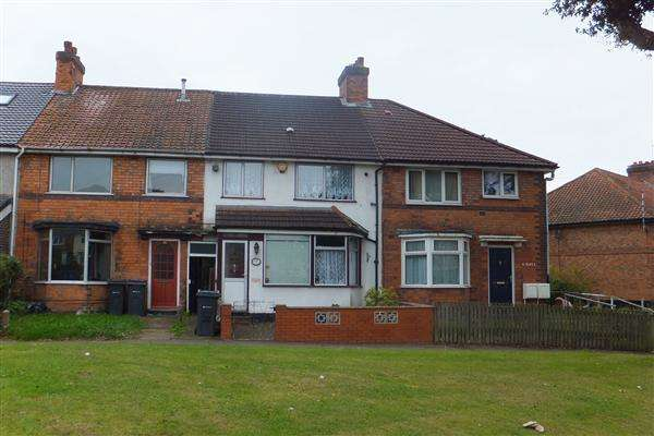 3 Bedrooms Terraced House for sale in Flavells Lane, Yardley, Birmingham