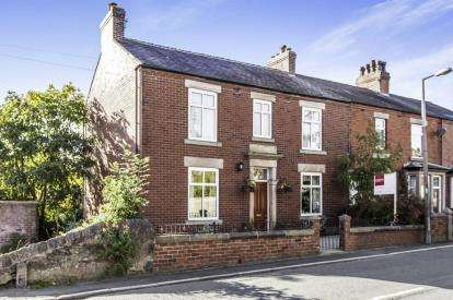 4 Bedrooms End Of Terrace House for sale in Chorley Old Road, Whittle-Le-Woods, Chorley, Lancashire