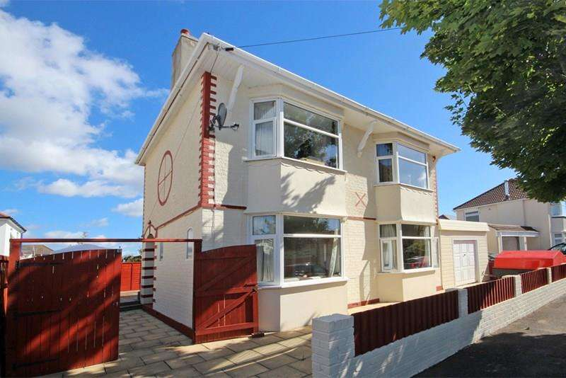 4 Bedrooms Detached House for sale in Burleigh Road, Southbourne, Bournemouth