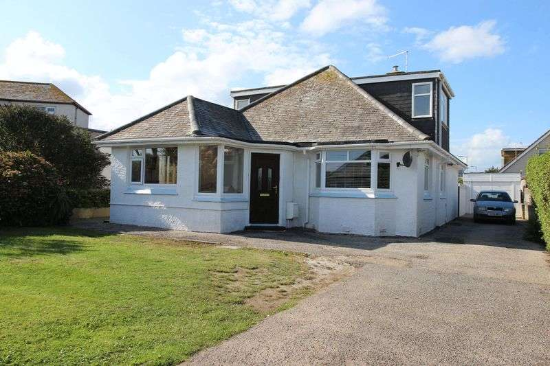 6 Bedrooms Detached Bungalow for sale in Arundel Way, Newquay