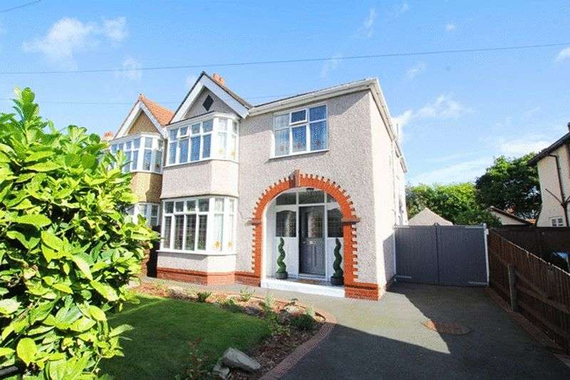4 Bedrooms Semi Detached House for sale in Cromptons Lane, Calderstones, Liverpool, L18