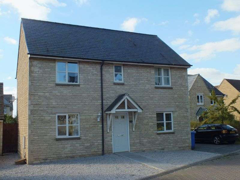 4 Bedrooms Detached House for sale in Gossway Fields, Kirtlington