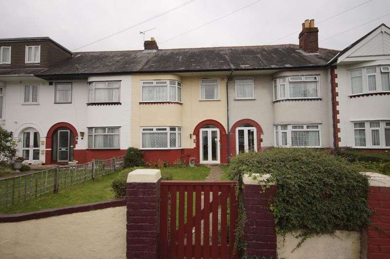 3 Bedrooms Terraced House for sale in The Downsway, Portchester, Fareham, PO16