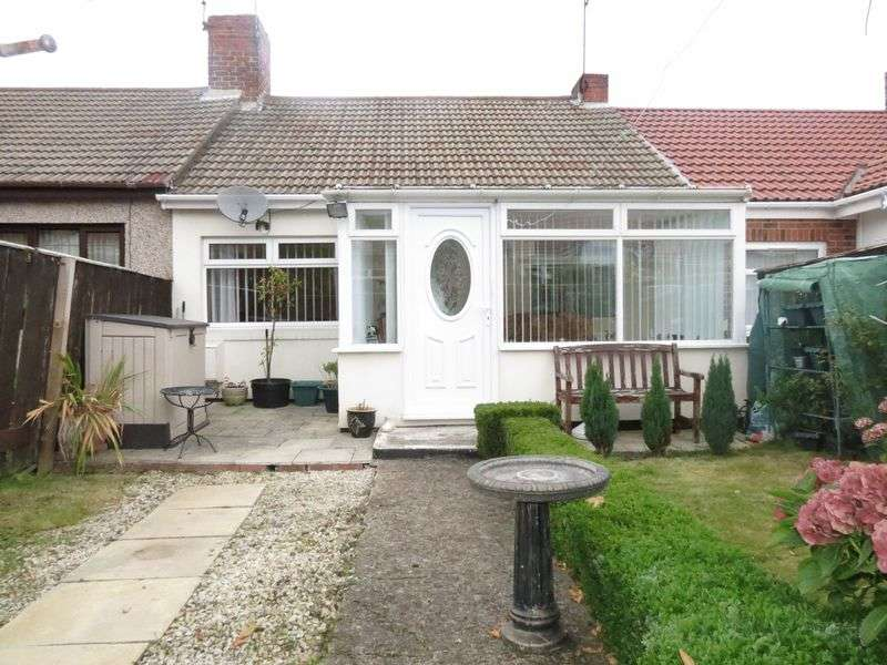 2 Bedrooms Bungalow for sale in Hartlepool Avenue, Horden